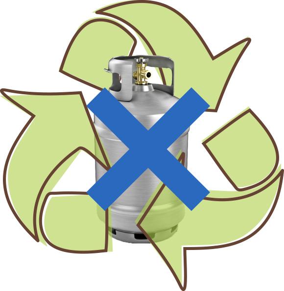 既存冷媒の再生品も入手できなくなります