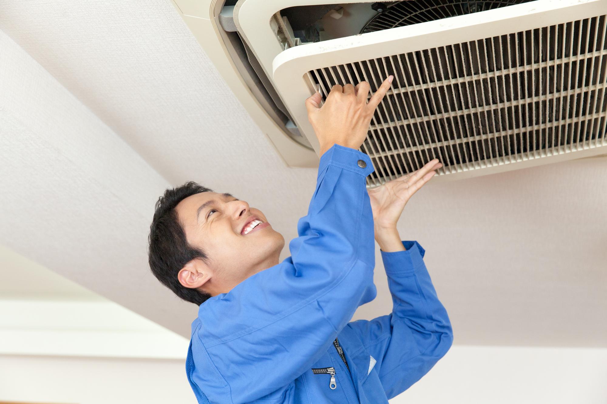 エアコンや空調設備の保守点検って何?