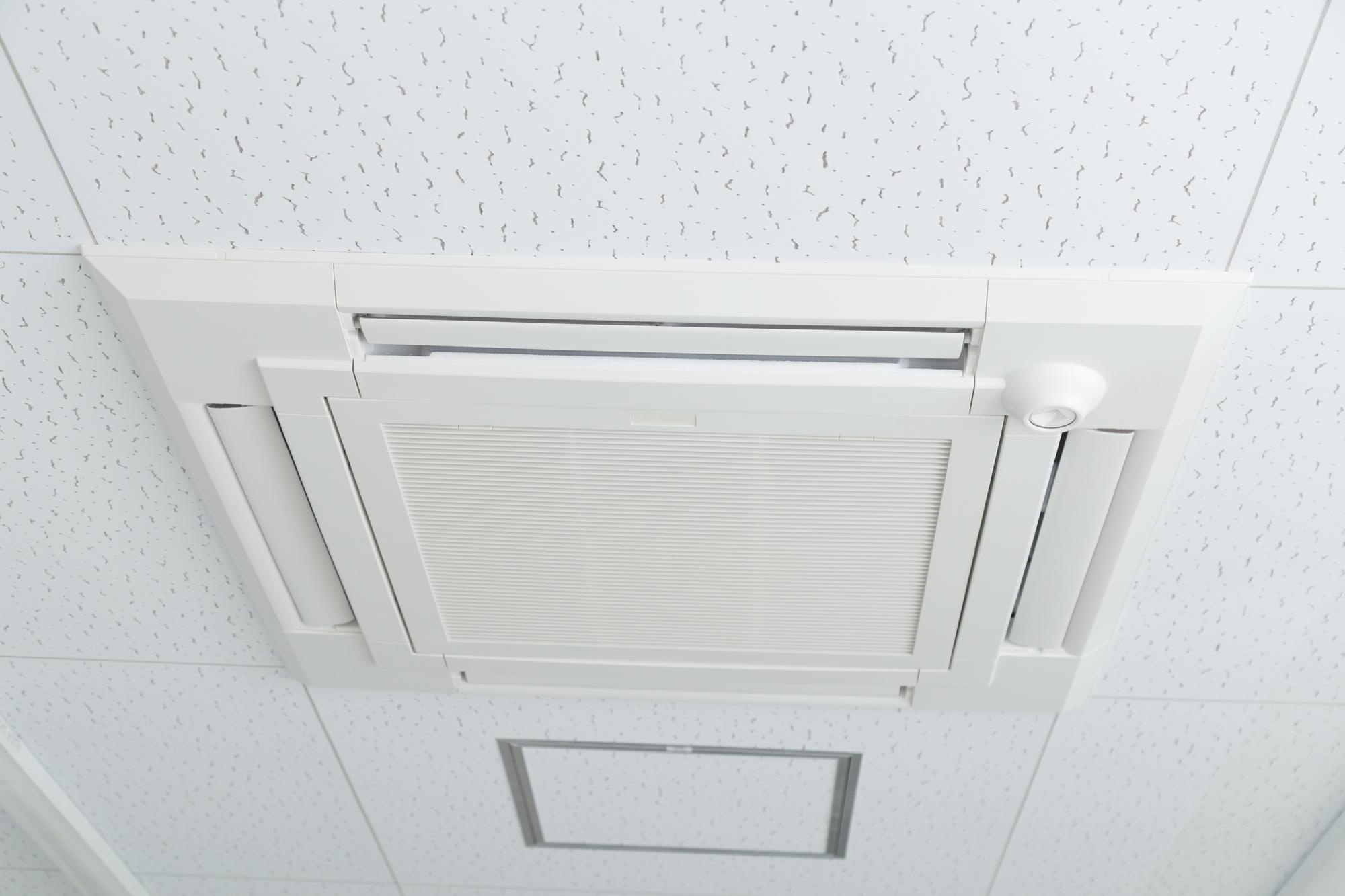業務用エアコンの賢いクリーニング方法とは?