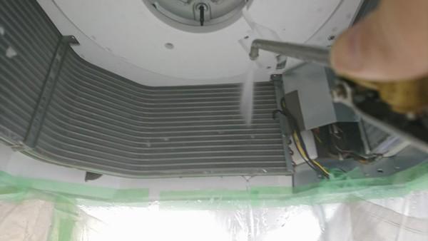 京都市伏見区 業務用エアコンクリーニング(事務所様)のサムネイル