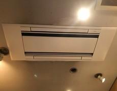京都市北区 業務用エアコン入れ替え工事 (飲食店様)